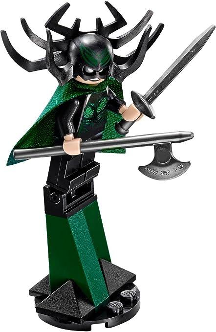 Hela Thor Hulk Ragnarok Avenger Marvel Super Hero Set Action MiniFigures Lego