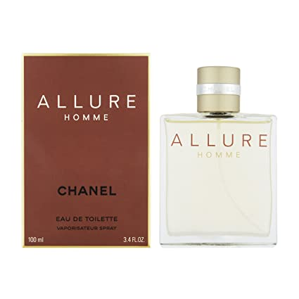 d5ab7b64be0448 Buy Chanel Allure Homme 100Ml Perfume For Men - 100 Ml Online at Low Prices  in India - Amazon.in