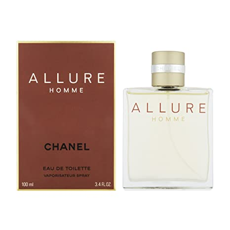 9a994a7542c60 Image Unavailable. Image not available for. Colour: Chanel Allure Homme  100Ml Perfume For Men ...