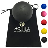 Balle de massage - boule de kinésithérapie pour les points sensibles et relaxation