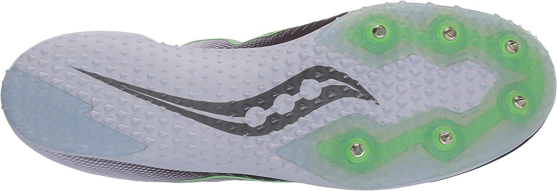 Saucony Mens Carrera Xc4 Spike Running Shoe