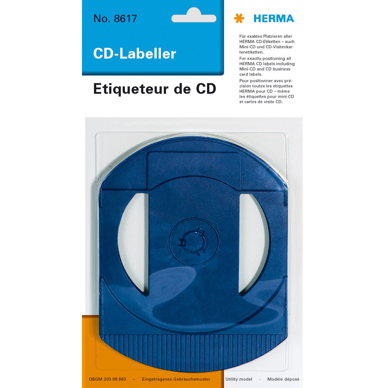 HERMA CD Labeller