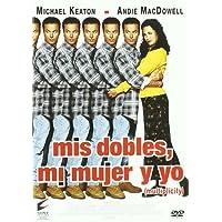 Mis Dobles, Mi Mujer Y Yo [DVD]