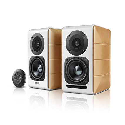 Edifier S880DB Bluetooth Optical Coaxial Active Powered Bookshelf Speakers Near Field Monitors Great For Gaming