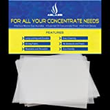 ABLAZE Various Micron Screens 12-pack   Essential Oil Concentrate Filter   5x5 Inch Sheets (150 Micron)