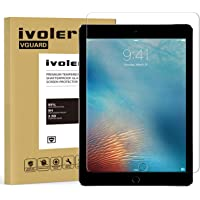 iVoler Pellicola Vetro Temperato iPad 9.7 Pollici 2018 / iPad 9.7 Pollici 2017 / iPad PRO 9.7 Pollici 2016 / iPad Air/iPad Air 2 (iPad 5 & 6), Pellicola Protettiva, Protezione per Schermo