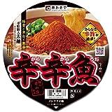 寿がきや 麺処井の庄監修 辛辛魚らーめん 136g×12個入×(2ケース)