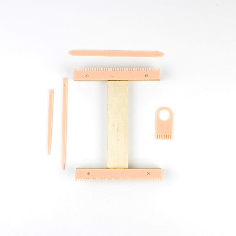 Big: 46cm//18 Estone/® ABS Plastic Loom For Scarf Shawl Hat Socks Long Knit Knitter Knitting 3 Size