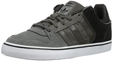 the best attitude b6f40 bbc7a adidas Originals Culver Vulc-1, Baskets Basses Homme, Noir-Schwarz (Black
