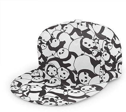 Casual Men Women Sports Hip Hop Dancer Adjustable Baseball Snapback Flat Cap Hat