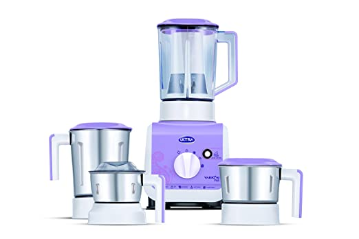Elgi Ultra Vario+ 750-Watt Mixer Grinder (Purple) Mixer Grinders at amazon