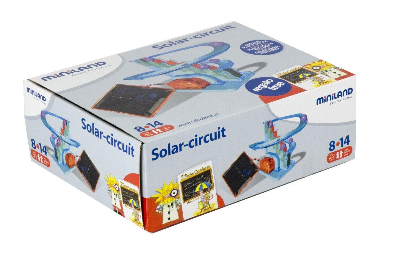 Miniland Solar Circuit 99078