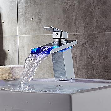 Hansgrohe Grifo mezclador para grifo de agua de una sola palanca ...