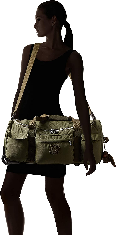 Kipling Discover Small Wheeled Duffle Bag