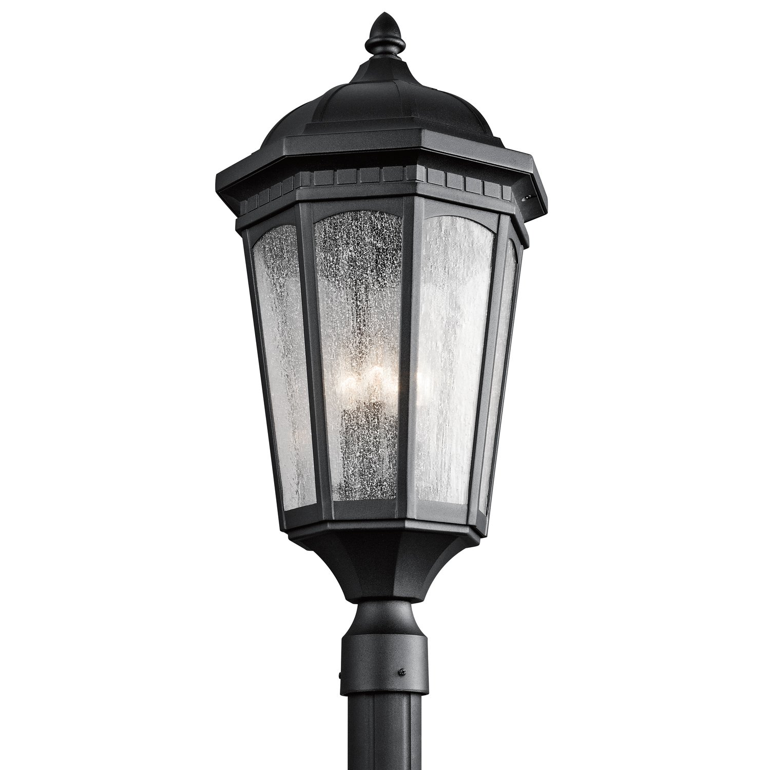 Beautiful Outdoor Post Light