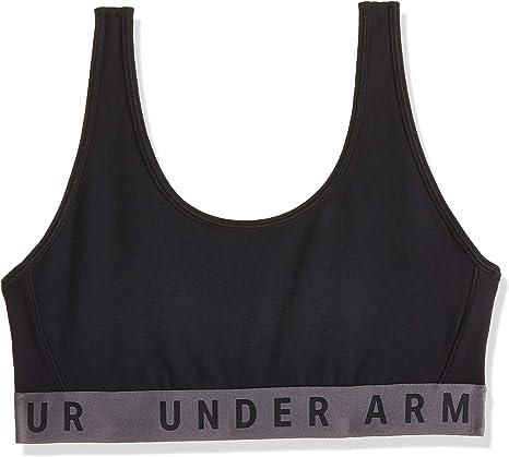 TALLA L. Under Armour Favorite Cotton Everyday Bra - Sujetador Deportivo Mujer