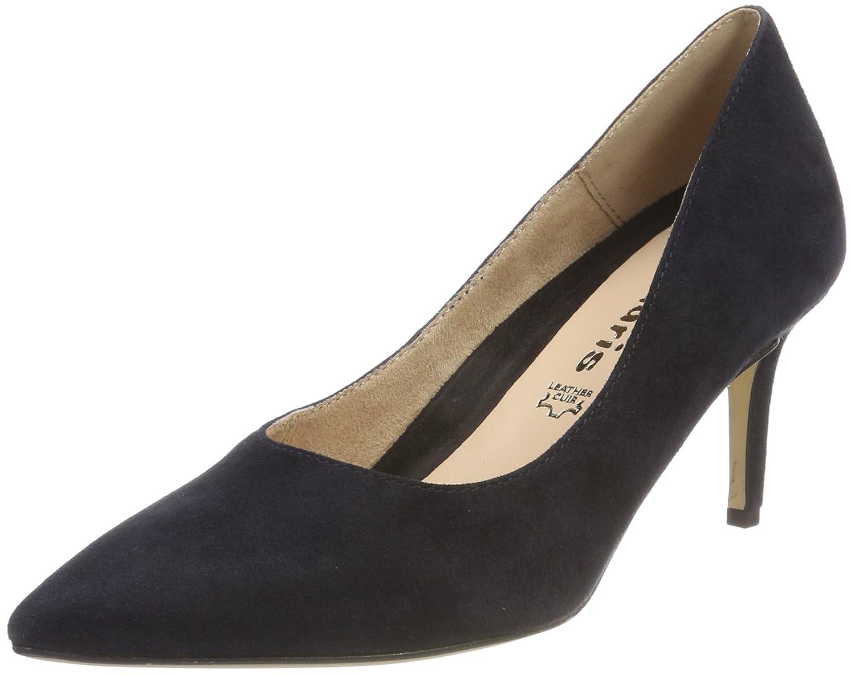 Tamaris 22484, Zapatos de Tacón para Mujer 40 EU Azul (Navy 805)