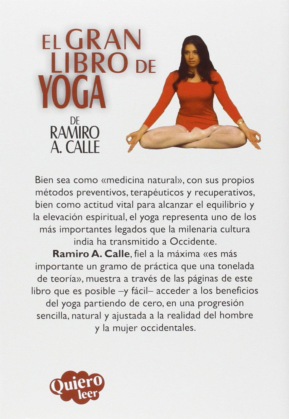 El gran libro de yoga (Técnicas corporales): Amazon.es ...