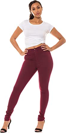 Aphrodite High Waisted Jeans for Women - High Rise Waist Skinny Womens Jeans