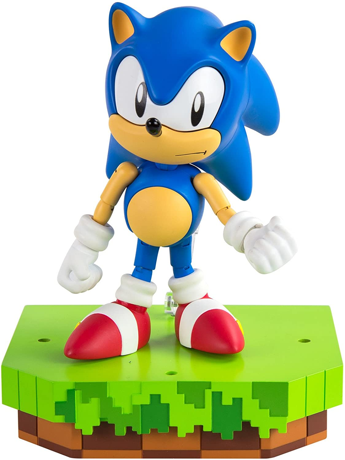 Amazon Com Sonic Classic 1991 Ultimate Figure Toys Games