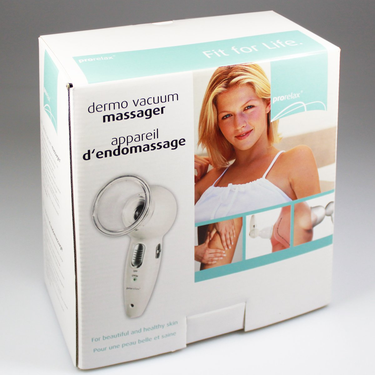 beauty quick dermo vacuum massager