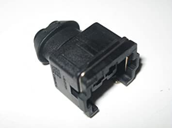 Astounding Bmw Wiring Plug Connector Terminal Plug 2 Pole 1427221 12521427221 Wiring Cloud Pimpapsuggs Outletorg