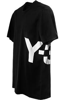 1c09e043862d7 Y-3 Yohji Yamamoto Classic BOLD Logo Tee T-Shirt Designer Polo