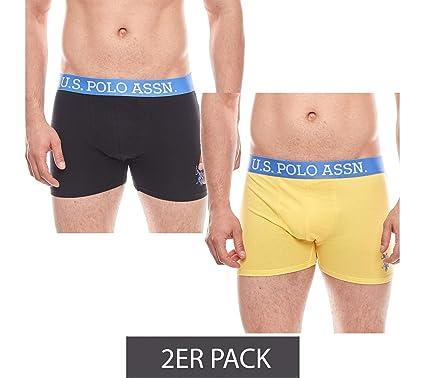 EE.UU. Polo ASSN. Calzoncillos Boxer para Hombre clásico en ...