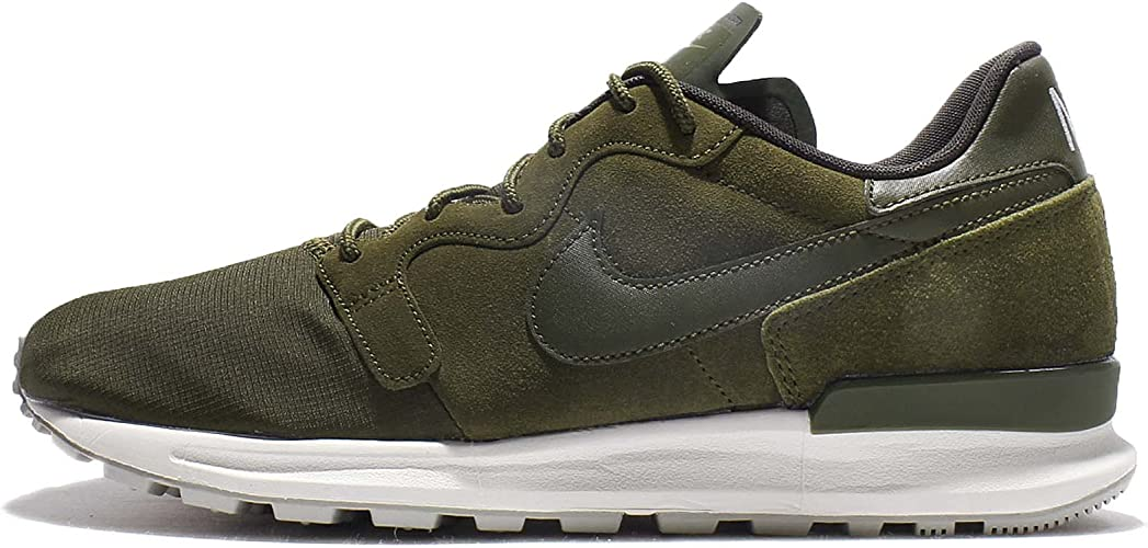 evidencia asesino repetir  Nike Men's 844978 300 Trainers Green Army Green Green Size: 6.5:  Amazon.co.uk: Shoes & Bags