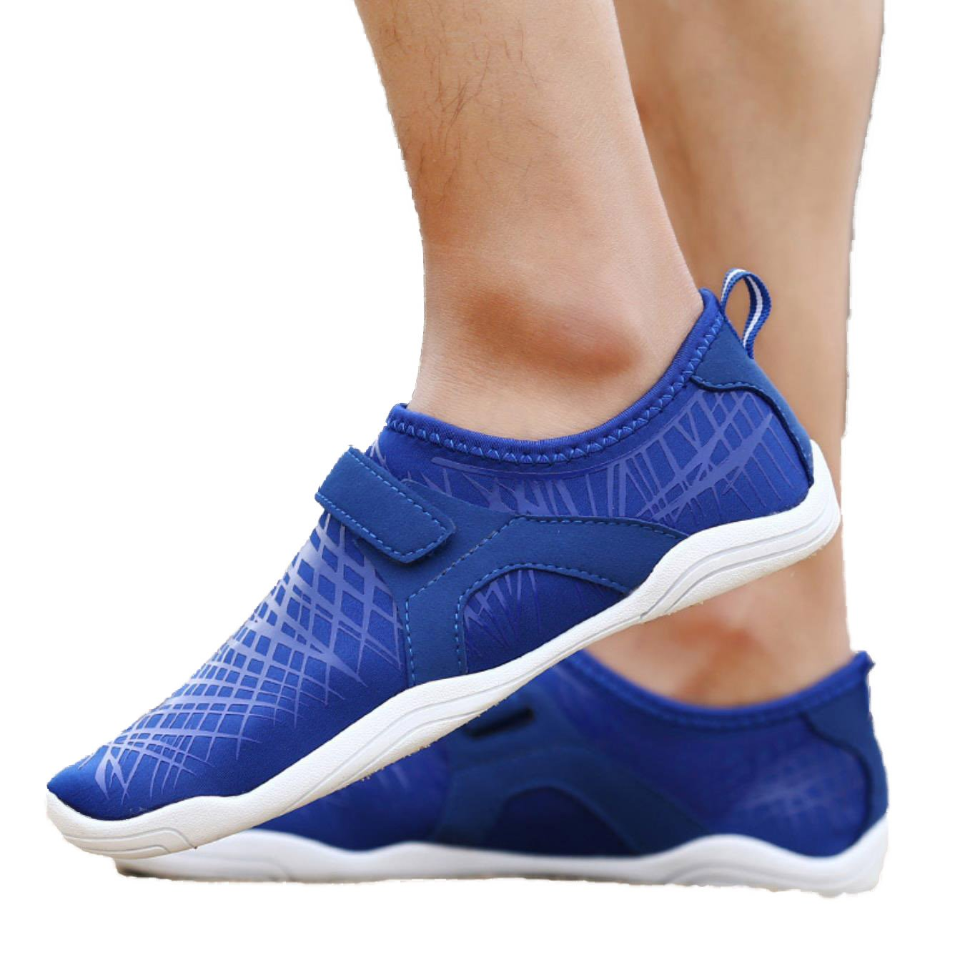 923a828814a5 Amazon.com  Men s Women s Outdoor Summer Sneaker Swimming Diving Fast Dry  Wading Barefoot Beach Shoes Aqua Water Skin Shoes  Clothing