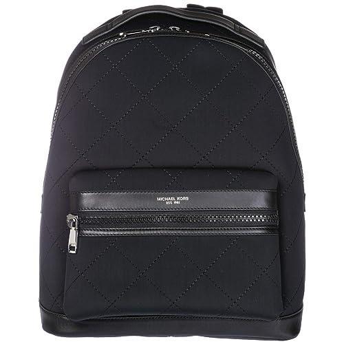 8ee3be8be7c4 Michael Kors men Odin rucksack black: Amazon.co.uk: Shoes & Bags