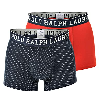 399f8305db Polo Ralph Lauren Herren Boxer Shorts Trunk 2er Pack - Baumwolle S (Gr.  Small
