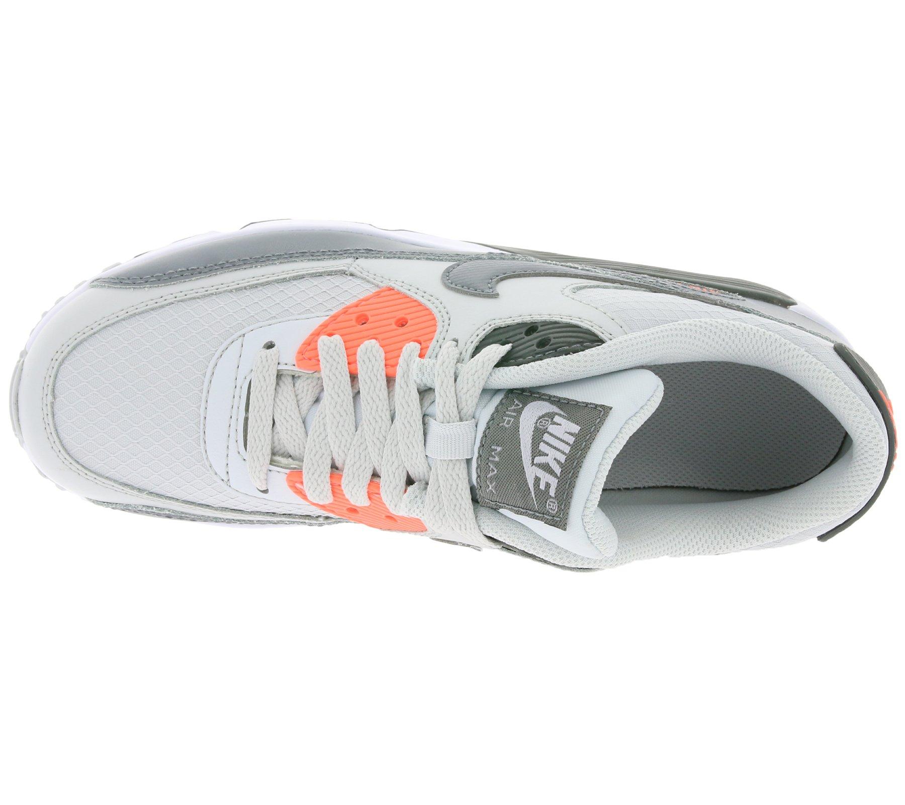 Sneaker Nike Air Max 90 Mesh Platinum 38 5 Grau