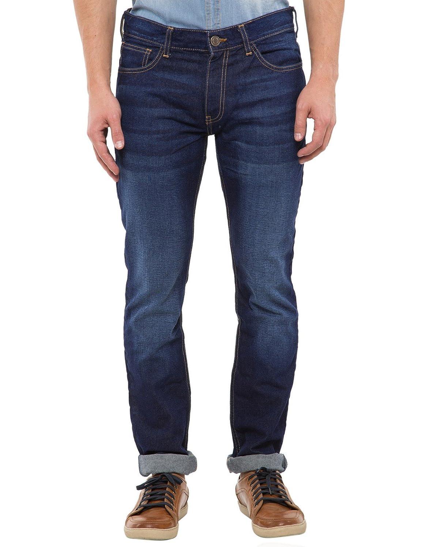 Highlander Men's Slim Fit Jeans