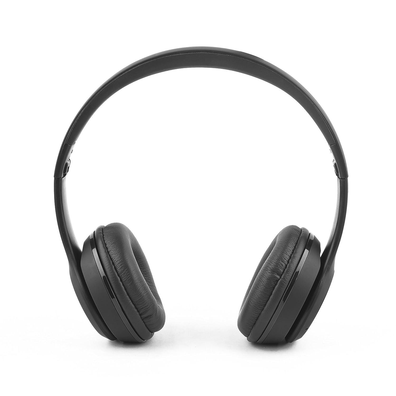 4483e83e6b7 Ambrane Ultra Comfortable Wireless Bluetooth Headphones: Amazon.in:  Electronics