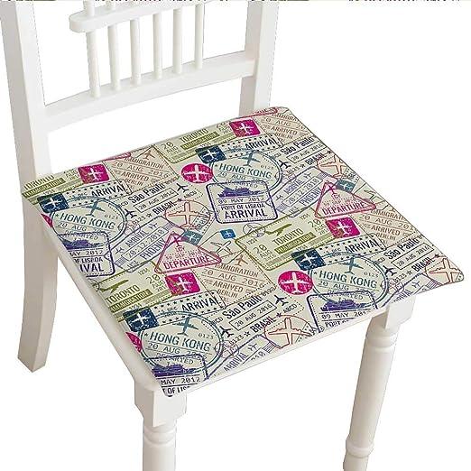 Almohadilla decorativa clásica para silla (14