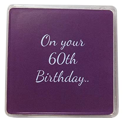 60th BIRTHDAY GIFT 1959 LUCKY SIXPENCE PRESENT CELEBRATION BIRTH YEAR Unique Gift For Dad Mum And Friends 2019 Amazoncouk Kitchen Home
