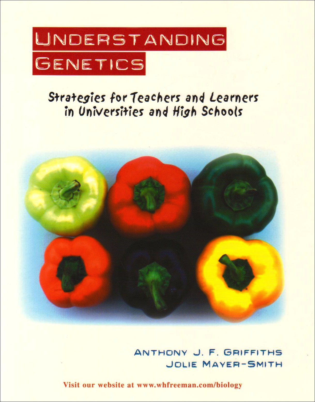 Download Understanding Genetics: Strategies for Teachers and Learners in Universities and High Schools pdf