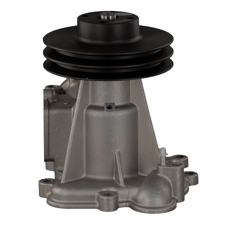 pack of one febi bilstein 05376 Water Pump with gaskets