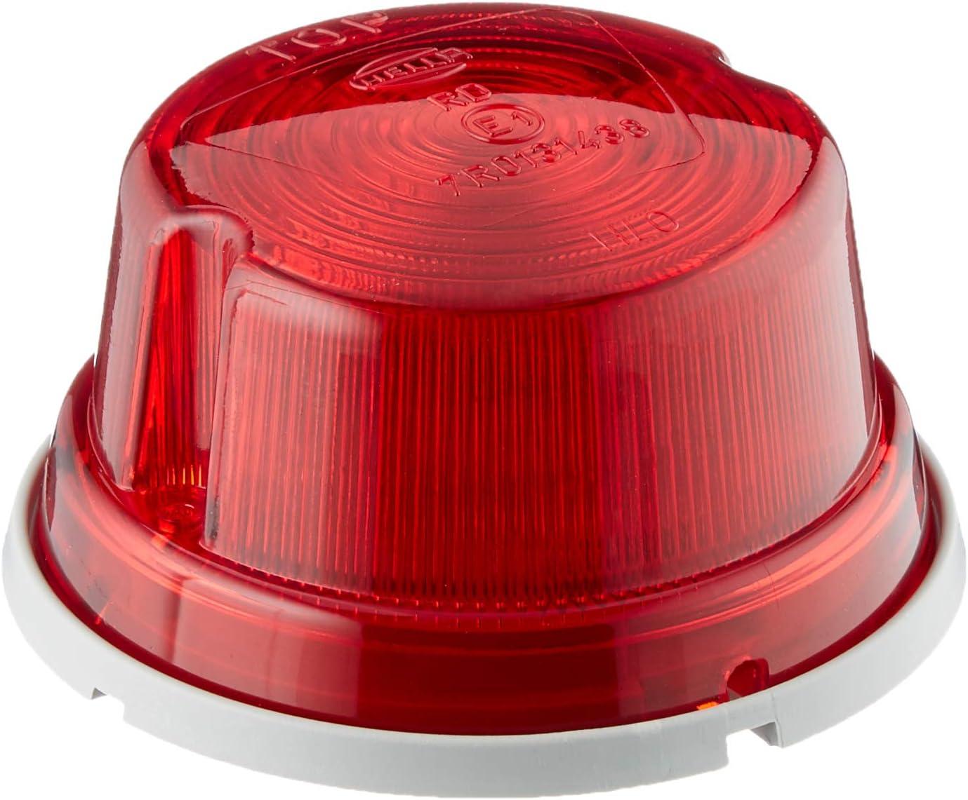 Hella 2sa 001 259 751 Schlussleuchte 12 24v Anbau Lichtscheibenfarbe Rot Hinten Links Oben Rechts Auto