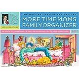 More Time Moms 2017 Family Organizer Wall Calendar