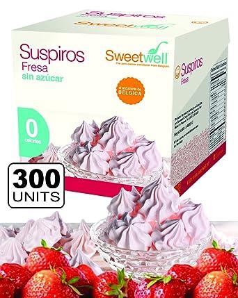 sweetwell Sugar Free Meringue Cookies, Strawberry – 300 ...