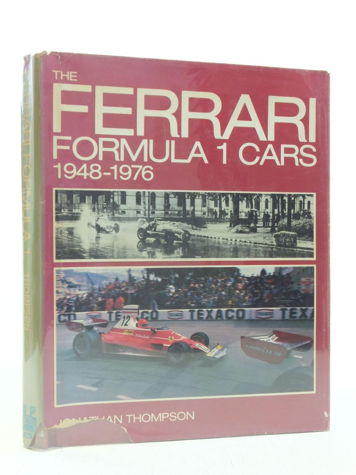 Ferrari Formula I Cars, 1948-76