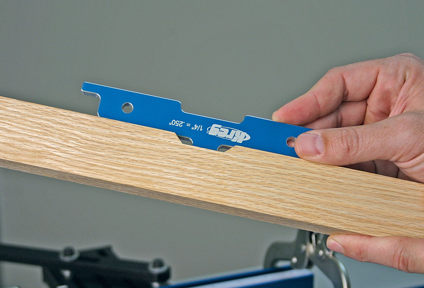 Kreg PRS3400 Precision Router Table Set Up Bars, Set of 7 by KREG