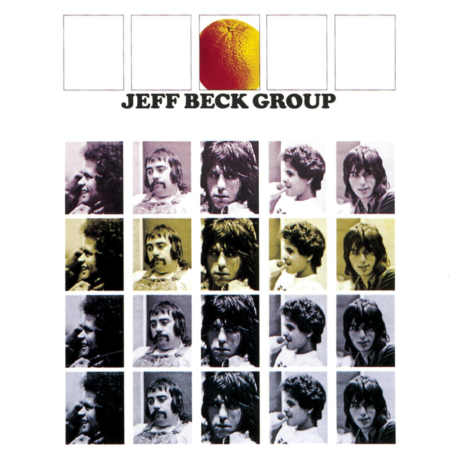 Jeff Beck Group by CD