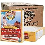 (跨境自营)(包税) Earth's Best 有机燕麦米粉-香蕉味 227g (产地美国或德国,随机发货)