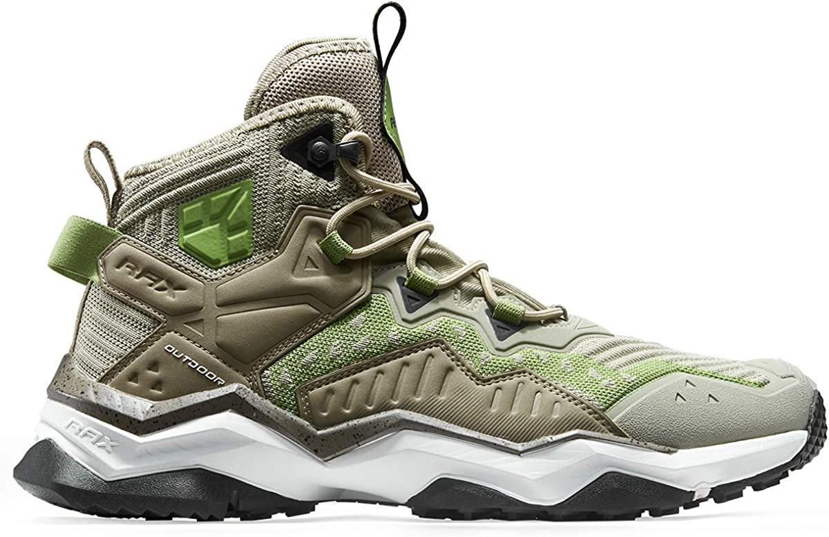 RAX Men s Wolf Outdoor Breathable Hiking Boot Camping Backpacking Shoes Lightweight Sneaker
