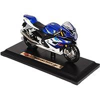 Maisto Suzuki Gsx-r 1000 R1000 Blau R 1/18