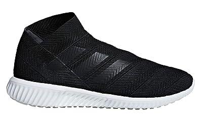 fd2c0992c8d3 adidas Nemeziz Tango 18.1 Trainer (Black/White) (11.5): Amazon.co.uk ...