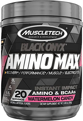 MuscleTech Amino Max Black Onyx – Watermelon Candy